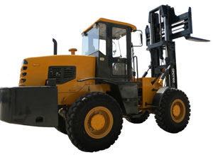 10T Four Wheel Drive Forklift
